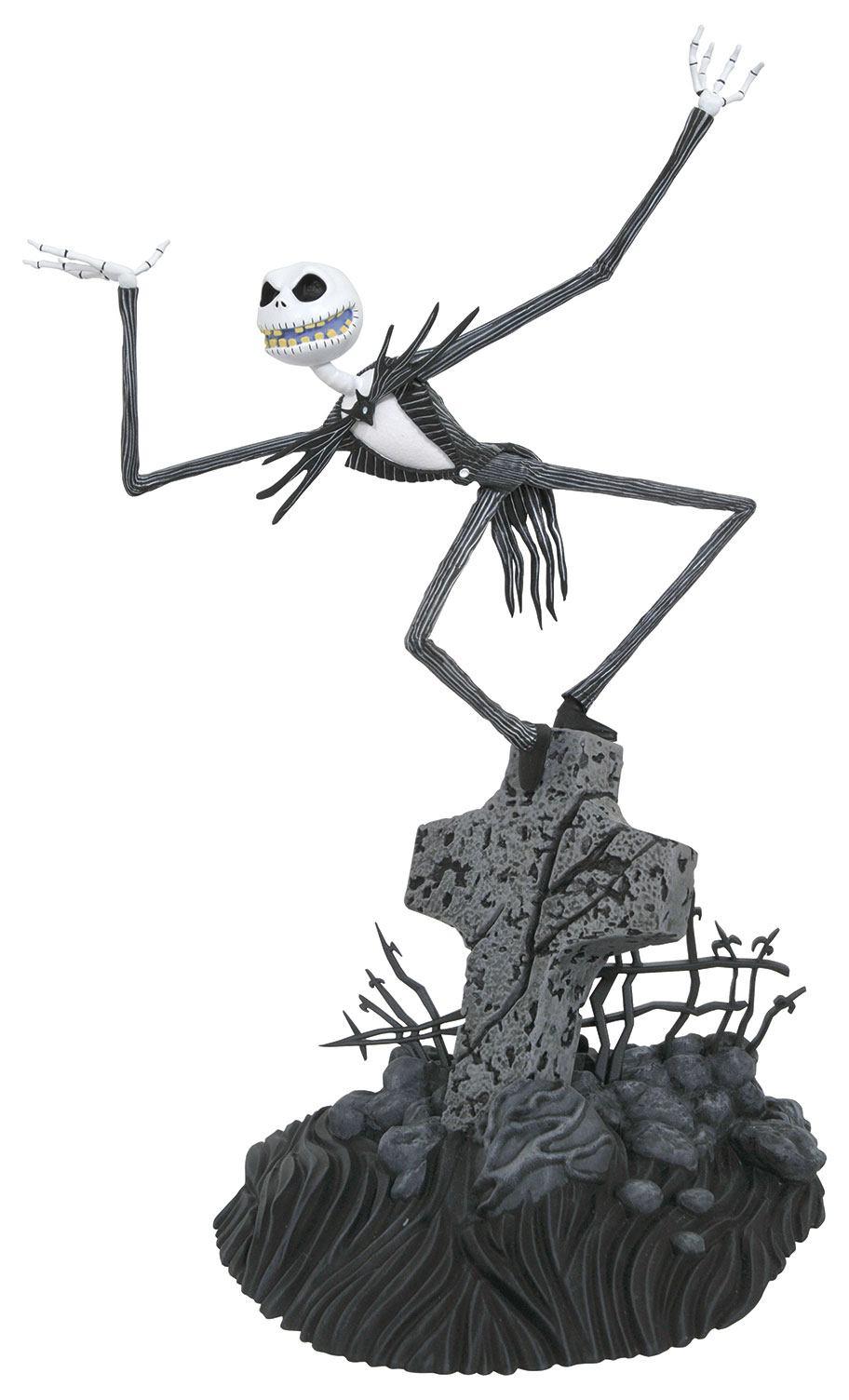 Nightmare before Christmas Gallery PVC Statue Jack Skellington 28 cm ...