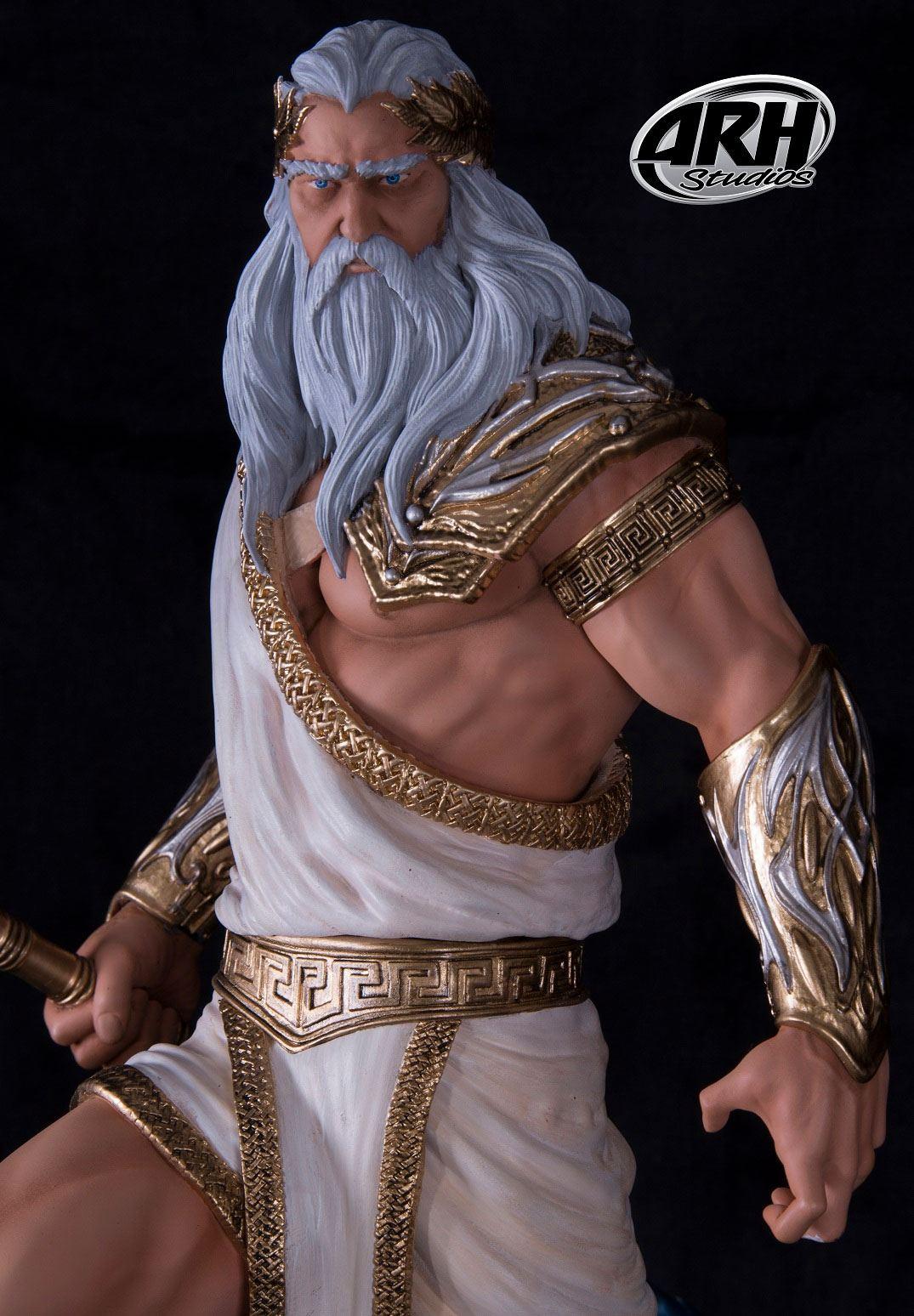 ARH Studios Statue 1/4 Zeus Greek God Artist Proof Edition 48 cm - Animegami Store
