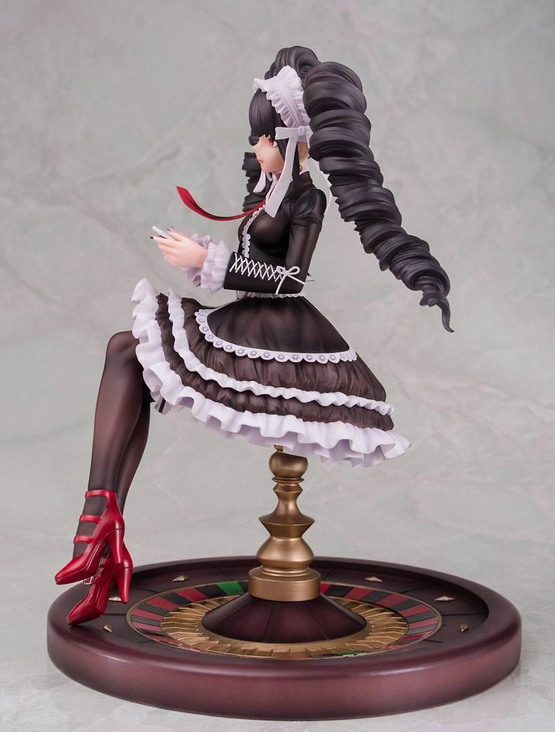 Danganronpa Trigger Happy Havoc PVC Statue 1/7 Celestia Ludenberg 23 cm - Animegami Store
