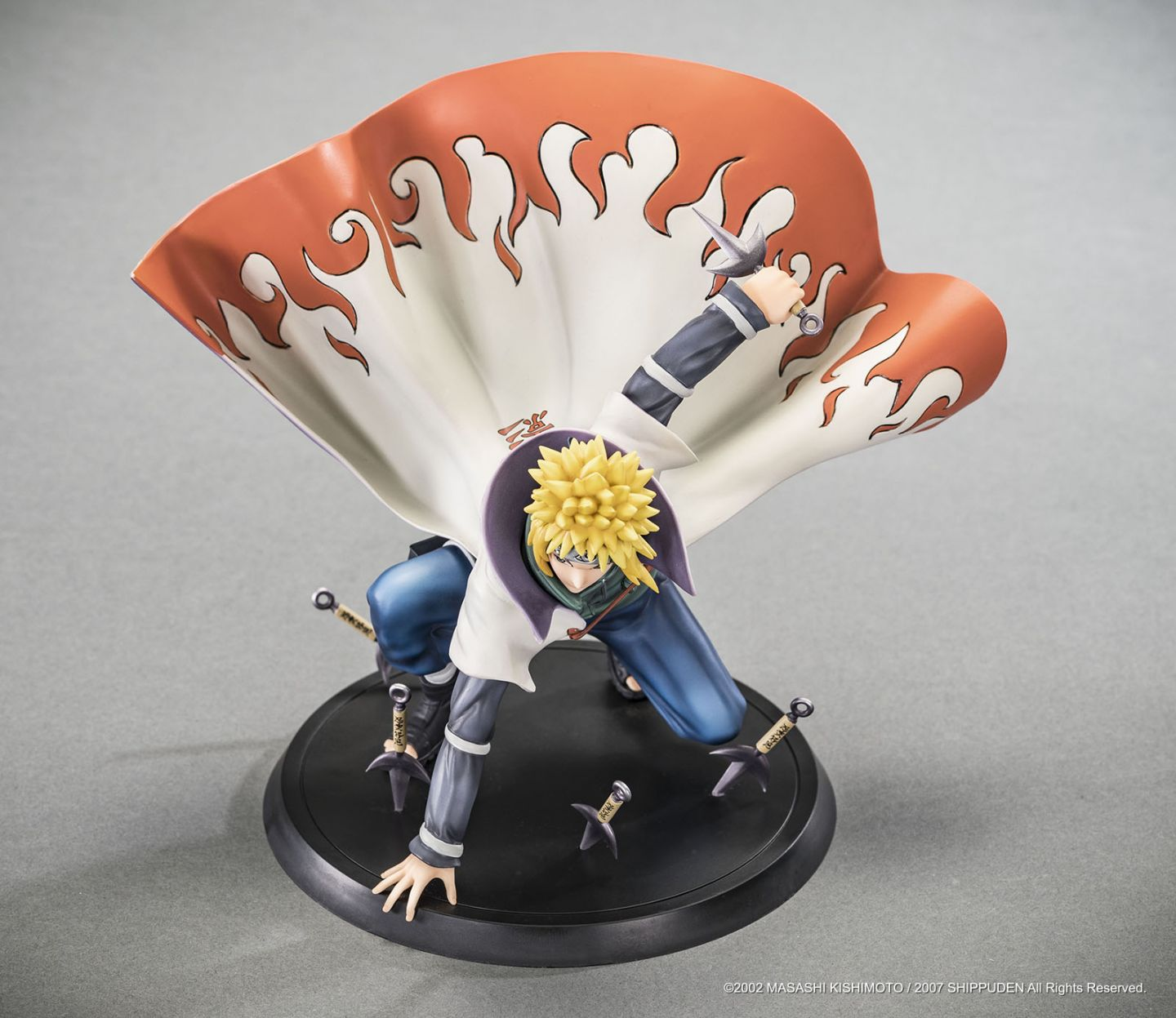 Minato XTRA Figures By Tsume