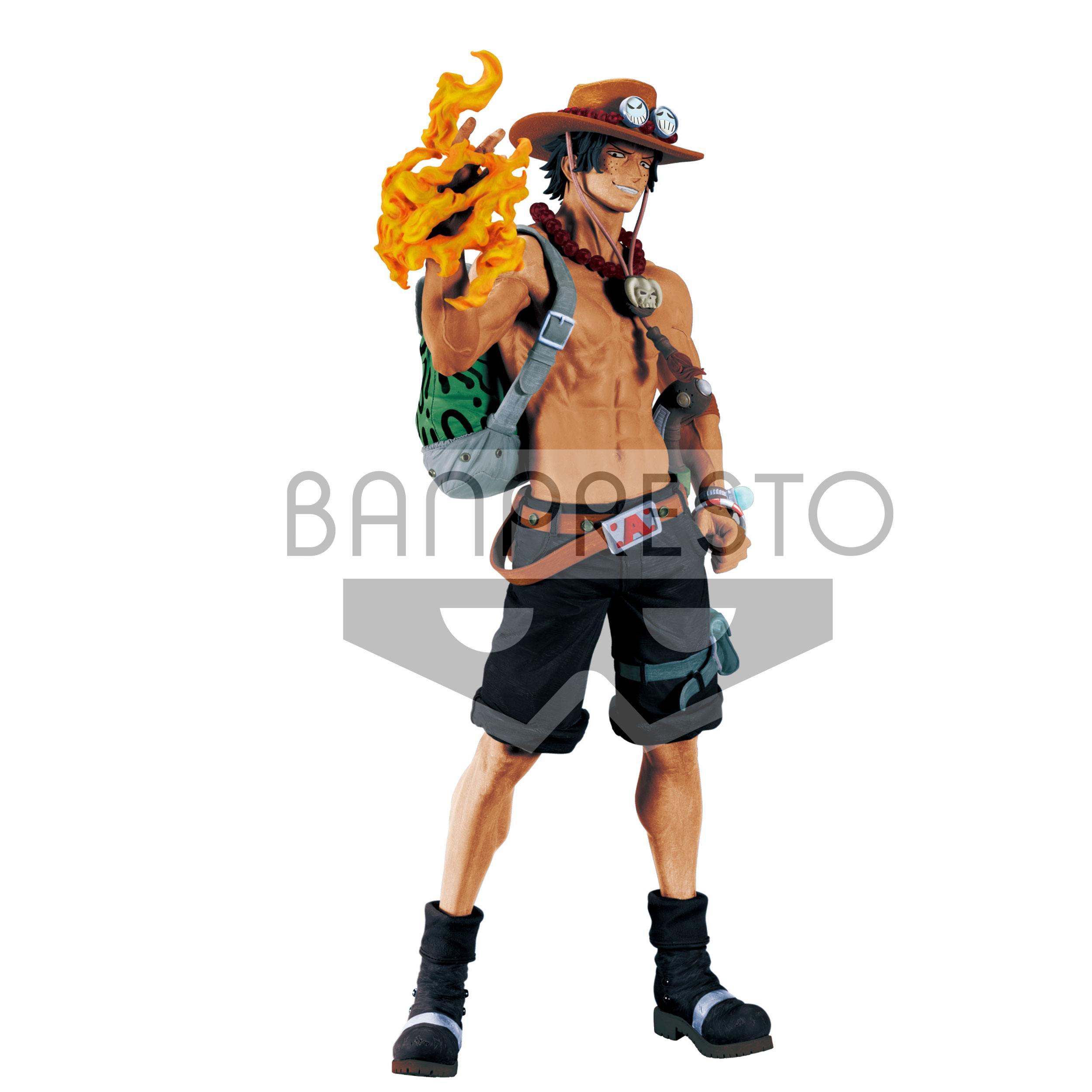 One Piece Big Size Figure Portgas D. Ace 30 Cm