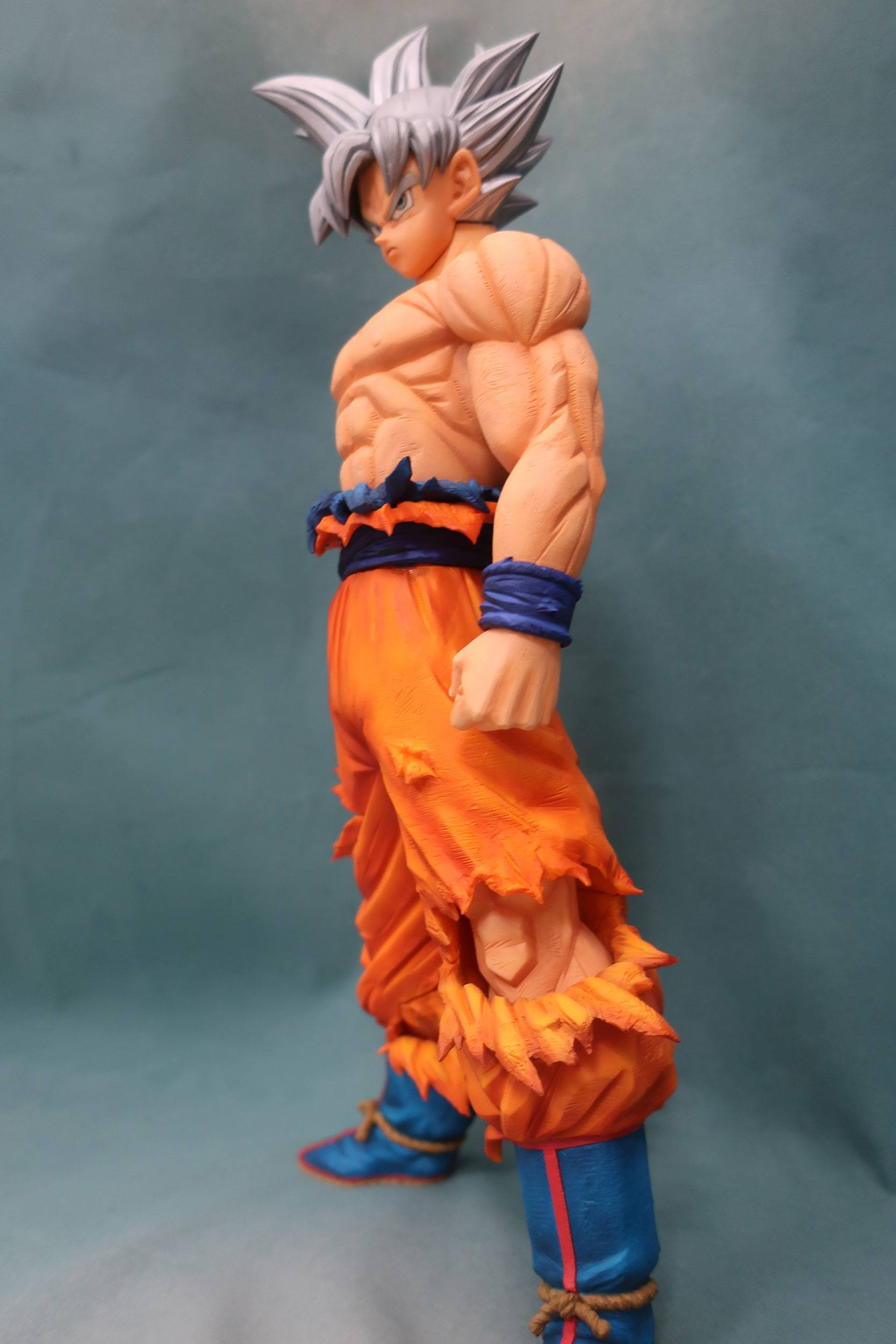 Banpresto DRAGON Ball Z Grandista Resolution of Soldiers Ultra Instinct Son Goku