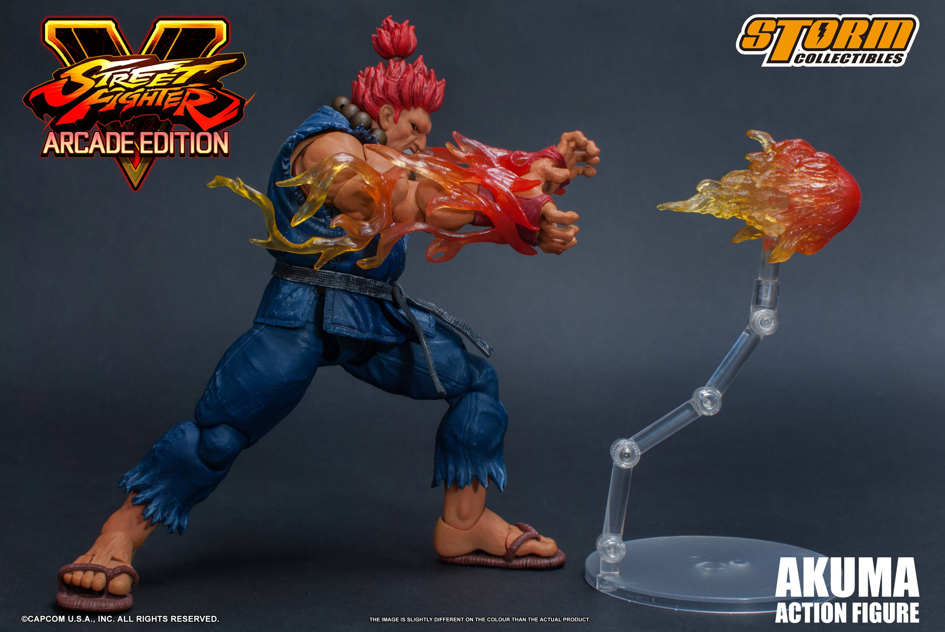 Street Fighter V Arcade Edition Action Figure 1 12 Akuma Nostalgia Tsume Art Chunli Buy More Than One Product Promotion Get A 25 5 Or 10 Discount Click Here To Know