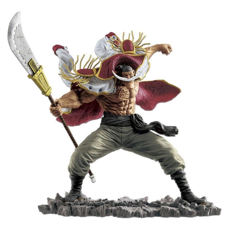 One Piece Figure Edward Newgate 20th Anniversary 16 cm ...