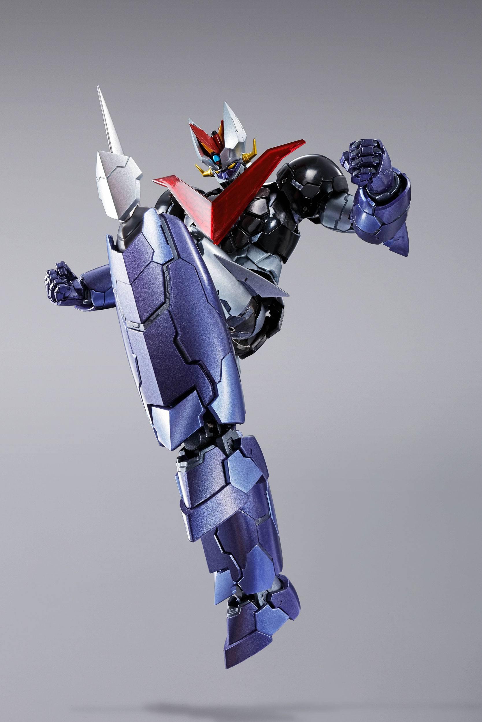 Mazinger Z Infinity Metal Build Action Figure Great Mazinger 20 cm - Animegami Store
