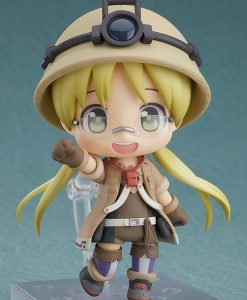 Made in Abyss Nendoroid Action Figure Nanachi 13 cm ...