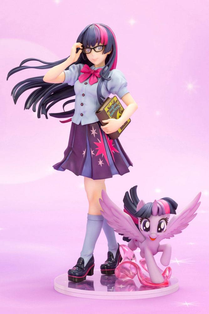 My Little Pony Bishoujo PVC Statue 1/7 Twilight Sparkle 22