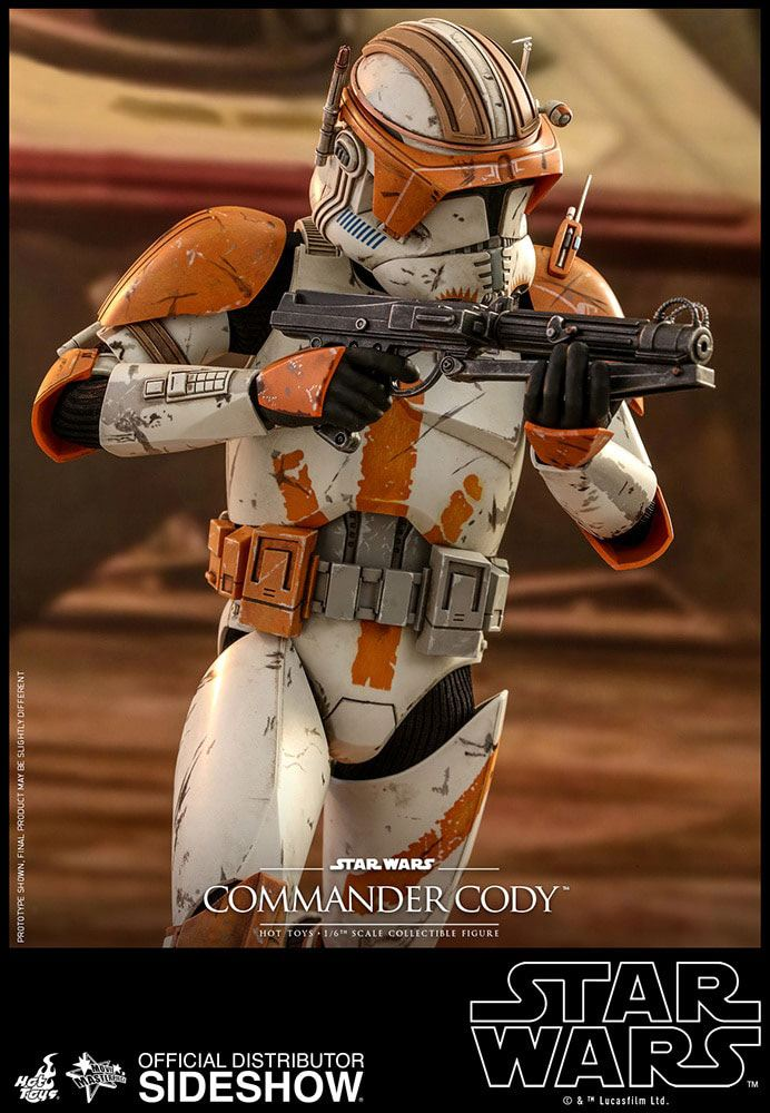 Star Wars Episode III Movie Masterpiece Action Figure 1/6
