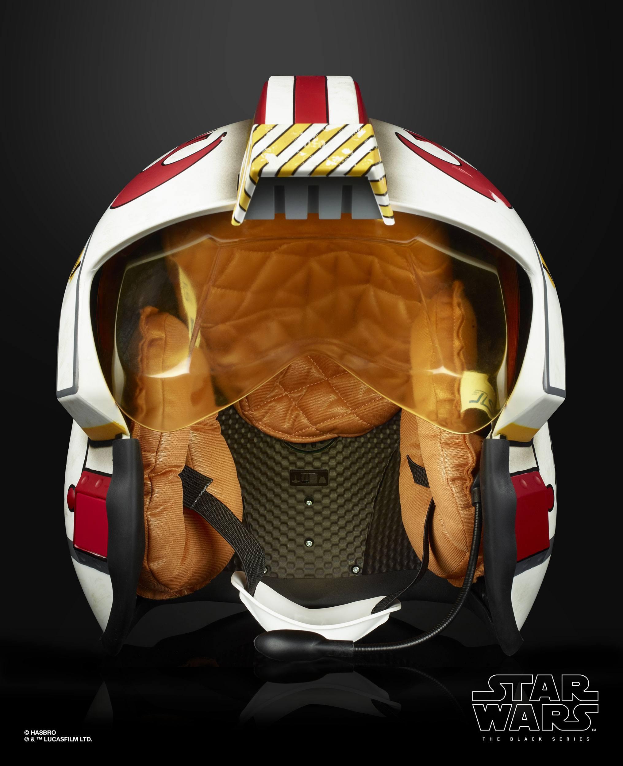 star wars black series Luke Skywalker battle helmet pre order for early October