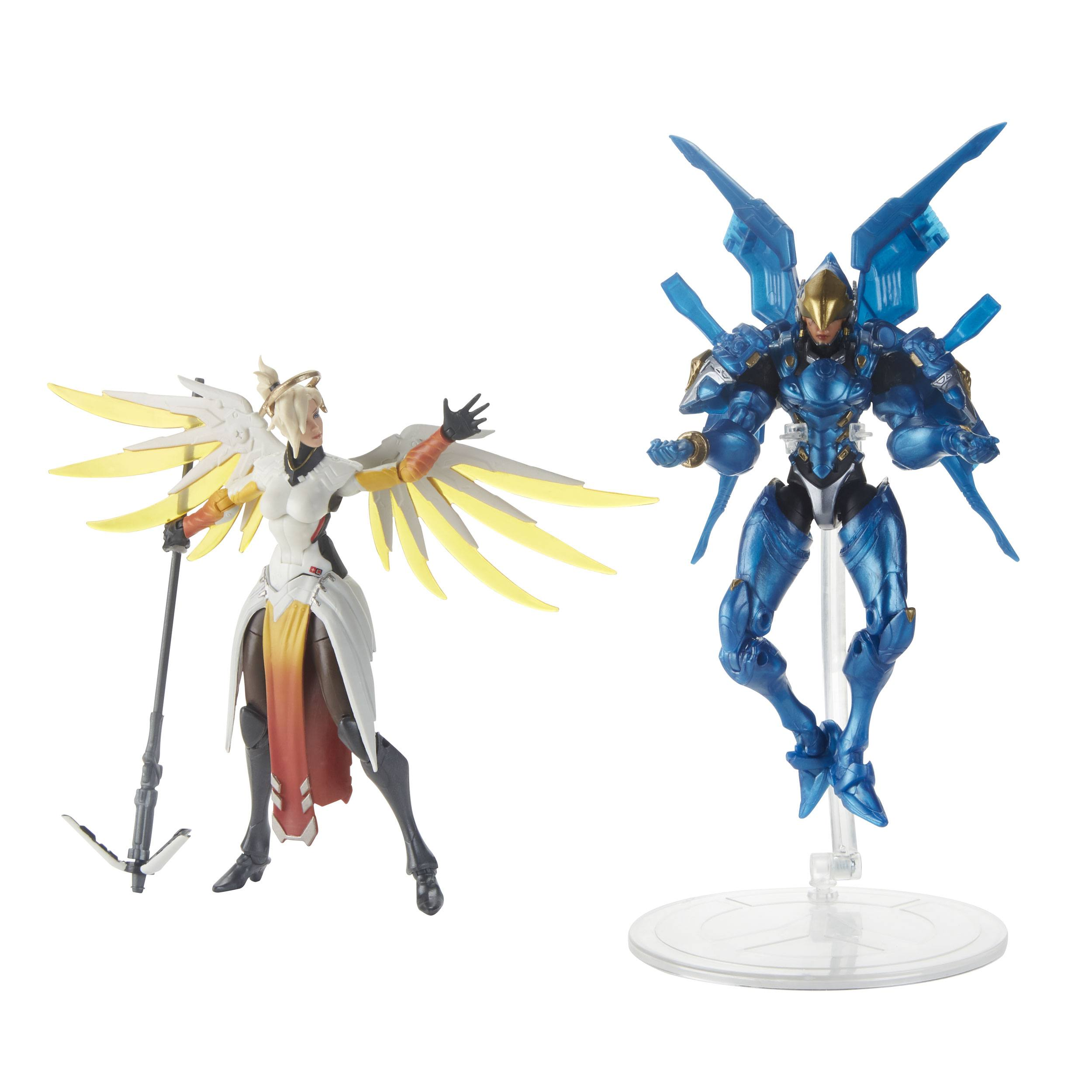 Overwatch Ultimates Action Figures 15 cm 2-Packs 2019 Wave 1 Assortment (4)  - Animegami Store