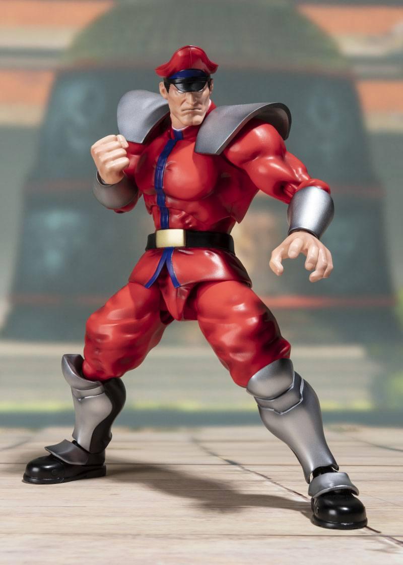 Street Fighter S H Figuarts Action Figure M Bison Tamashii Web