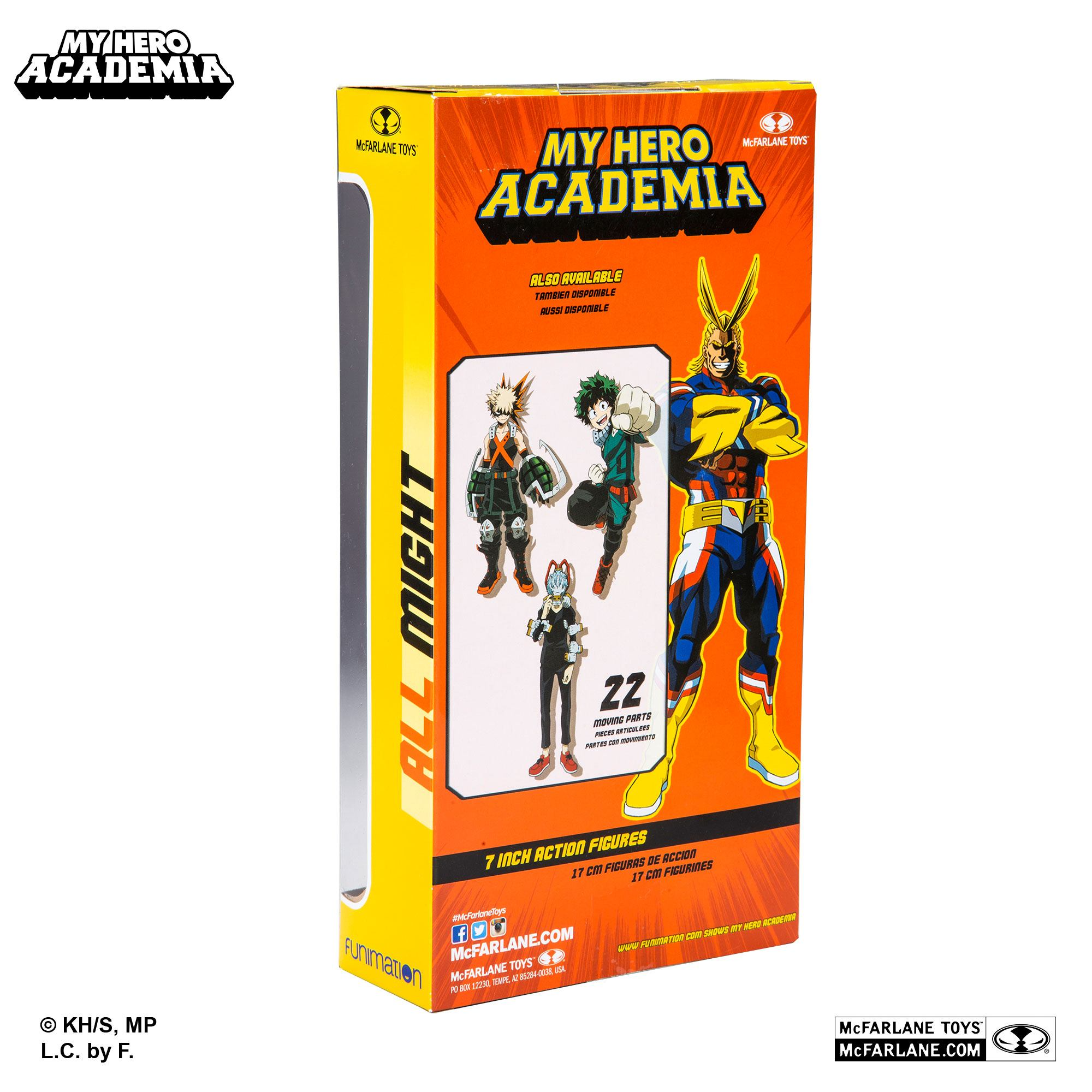 All Might Silver Age Costume Variant My Hero Academia Figure