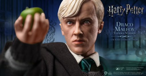 Harry Potter My Favourite Movie Action Figure 1/6 Draco Malfoy Teenager School Uniform Version 26 cm