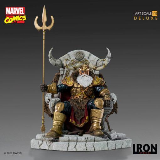 Marvel Comics BDS Art Scale Statue 1/10 Odin 31 cm