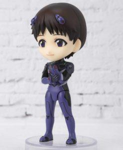 Evangelion: 3.0 You Can (Not) Redo Figuarts mini Action Figure Shinji Ikari 9 cm