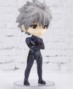 Evangelion: 3.0 You Can (Not) Redo Figuarts mini Action Figure Kaworu Nagisa 9 cm