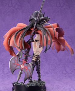 Bikini Warriors PVC Statue 1/7 Black Knight Limited Version 27 cm