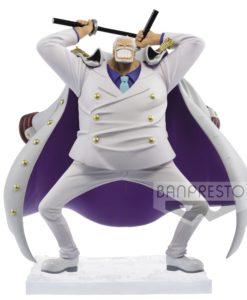 One Piece magazine PVC Statue A Piece Of Dream Monkey D. Garp 16 cm