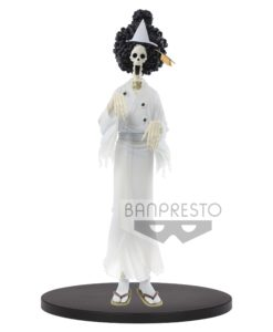 One Piece DXF Grandline Men PVC Statue Wanokuni Brook 19 cm