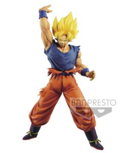 Dragon Ball Super Maximatic PVC Statue The Son Goku IV 25 cm