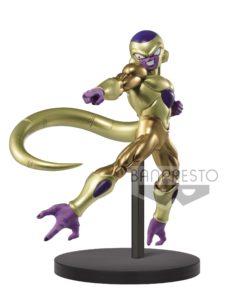 Dragon Ball Super Chosenshiretsuden PVC Statue Golden Frieza 14 cm