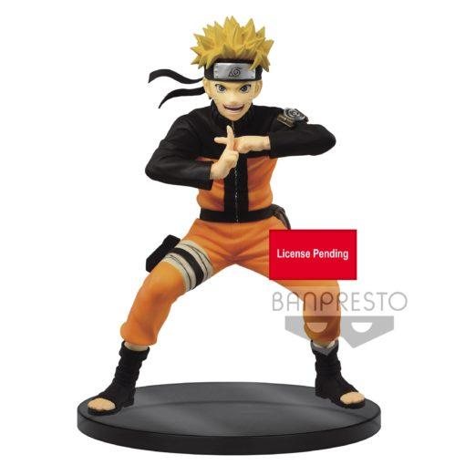 Naruto Shippuden Vibration Stars Statue Uzumaki Naruto II 17 cm