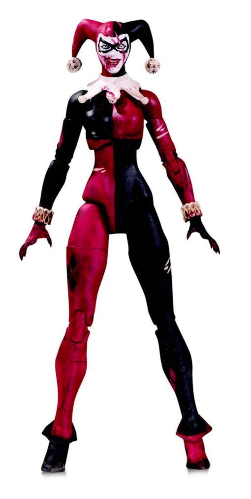 DC Essentials Action Figure Harley Quinn (DCeased) 16 cm
