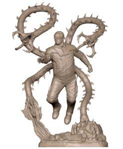 Marvel's Spider-Man Marvel Gamerverse PVC Statue 1/12 Doctor Octopus