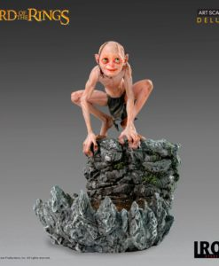 Lord Of The Rings Deluxe Art Scale Statue 1/10 Gollum 12 cm