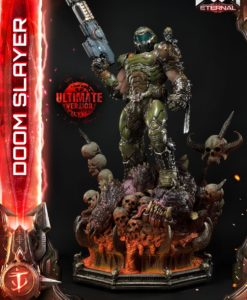 Doom Eternal Statue Doom Slayer Ultimate Version 110 cm