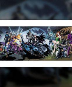DC Comics Art Print Batman #50 96 x 38 cm - unframed