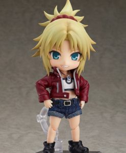 Fate/Apocrypha Nendoroid Doll Action Figure Saber of Red Casual Ver. 14 cm