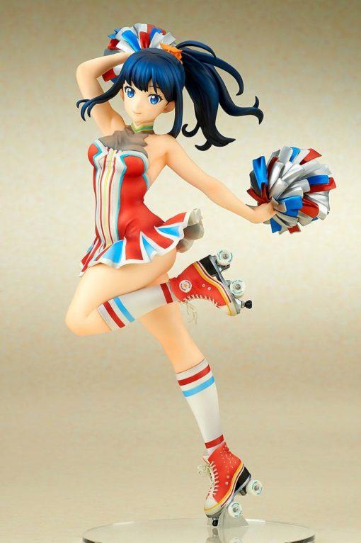SSSS.Gridman PVC Statue 1/7 Rikka Takarada Cheer Girl Ver. 24 cm