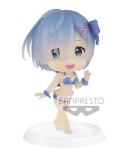 Re:Zero Starting Life in Another World ChiBi Kyun Figure Rem Vol. 2 6 cm