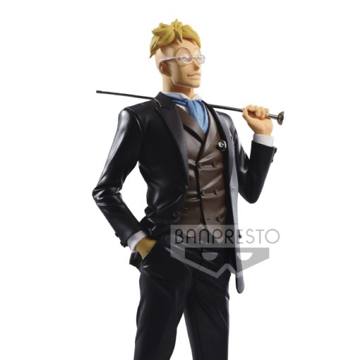 One Piece Treasure Cruise World Journey PVC Statue Marco 23 cm