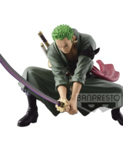 One Piece Scultures Figure Big Zoukeio 4 Zoro 13 cm