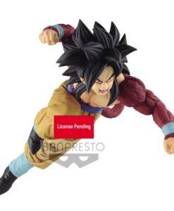 Dragon Ball GT PVC Statue Super Saiyan 4 Son Goku 13 cm