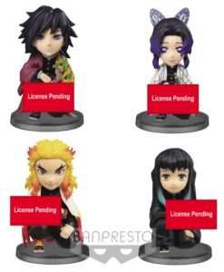 Demon Slayer: Kimetsu no Yaiba WCF ChiBi PVC Statues 7 cm Assortment Vol. 1 (12)