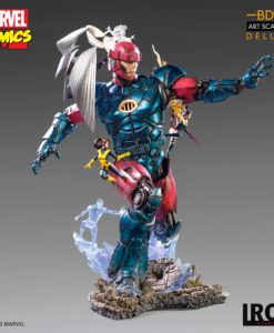 Marvel Comics BDS Art Scale Statue 1/10 X-Men Vs Sentinel #3 Deluxe 87 cm