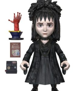 Beetlejuice Action Vinyls Mini Figure 8 cm Lydia Deetz