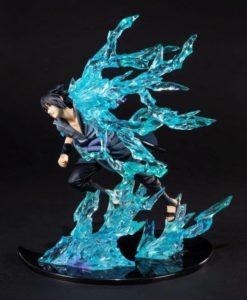 Naruto Shippuden FiguartsZERO PVC Statue Sasuke Uchiha Kizuna Relation 21 cm