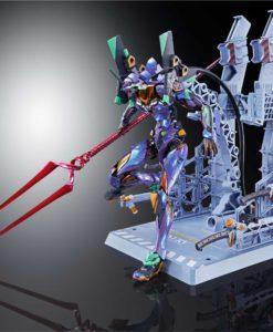 Neon Genesis Evangelion Metal Build Action Figure EVA-01 Test Type EVA 2020 Ver. 22 cm