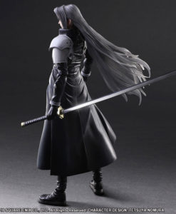Final Fantasy VII Advent Children Play Arts Kai Action Figure Sephiroth 26 cm