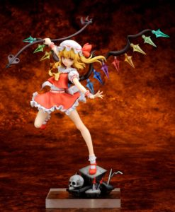 Touhou Project Statue 1/8 Sister of the Devil Flandre Scarlet 24 cm