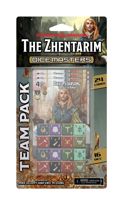 Dungeons & Dragons Dice Masters Team Pack The Zhentarim *English Version*