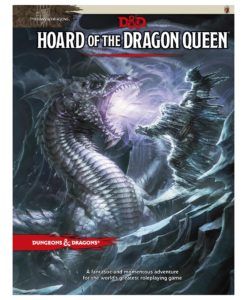 Dungeons & Dragons RPG Adventure Tyranny of Dragons - Hoard of the Dragon Queen english