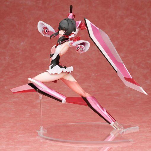 Senki Zesshou Symphogear GX PVC Statue 1/7 Shirabe Tsukuyomi 22 cm