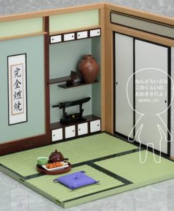 Nendoroid More Decorative Parts for Nendoroid Figures Playset 02 Japanese Life Set B - Guestroom Set