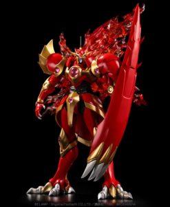 Magic Knight Rayearth Diecast Action Figure Riobot Rayearth 18 cm