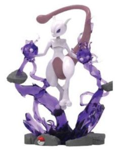 Pokémon Light-Up Deluxe Statue Mewtwo 25 cm